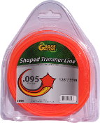 Shaped Trimmer Line