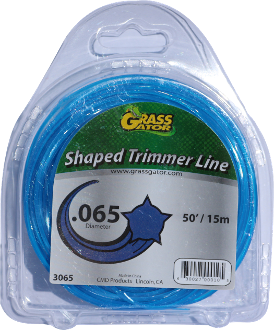 GrassGator .065 Shaped Line - Small Loop