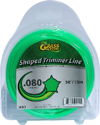 GrassGator .080 Shaped Line - Small Loop